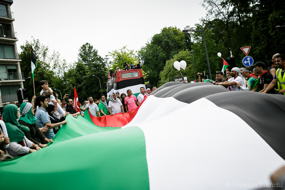 155_Gaza_Demonstration_Brussels